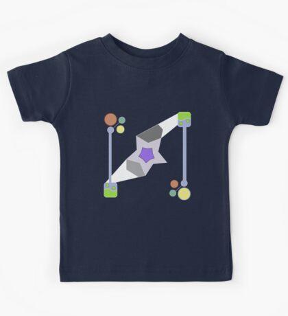 Space Factory (2 of 3) Kids Tee