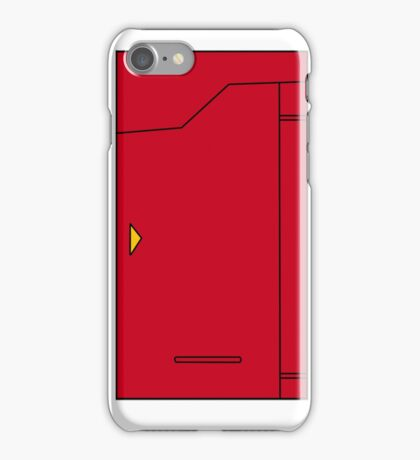 Pokedex iPhone Case/Skin
