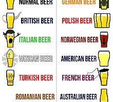 Stereotypical Beer by SangreSani