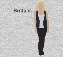 """""""Britta'd"""" by Rachel Mansell"""