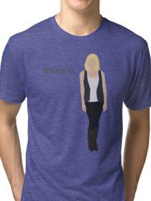 """""""Britta'd"""" Tri-blend T-Shirt"""