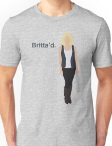 """""""Britta'd"""" Unisex T-Shirt"""