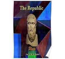Plato's The Republic Poster