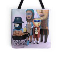 Renaissance Family. Tote Bag