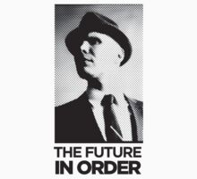 the future in order - fringe by tetrahedron