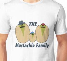 The Italian Mustachio Family Unisex T-Shirt