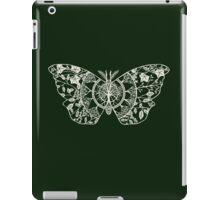 Polyphemus Moth Paper-Cut iPad Case/Skin