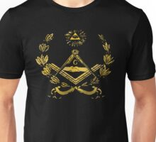 Seal of masonry Unisex T-Shirt
