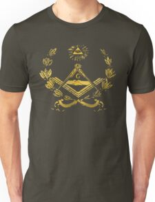 Seal of masonry Unisex T-Shirt