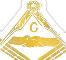Seal of masonry Sticker