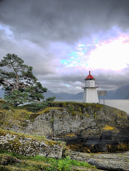 The Sognefjord Light (3) by Larry Lingard/Davis