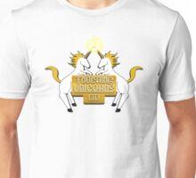 Touching Unicorns Classic Unisex T-Shirt