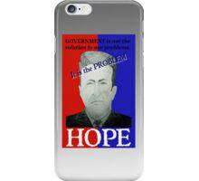 Ronald Reagan iPhone Case/Skin