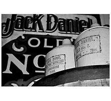 Good Old Jack Photographic Print