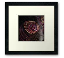 """The Protector"" (square) Framed Print"