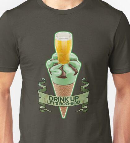 World's End Mint Cornetto - Banner Unisex T-Shirt