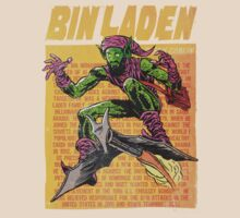 Bin Laden as the Green Goblin by saboe