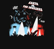 Earth vs. The Invaders Unisex T-Shirt