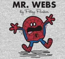 Mr Webs One Piece - Long Sleeve