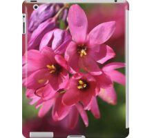 Pink Ixia iPad Case/Skin