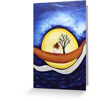 A dream of one Greeting Card
