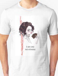 Vanessa the Medium Unisex T-Shirt