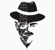 Breaking Bad Walter White (Gray/Black) by RedDots