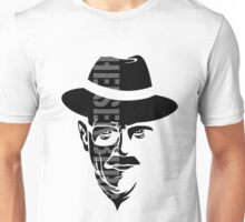 Breaking Bad Walter White (Gray/Black) Unisex T-Shirt