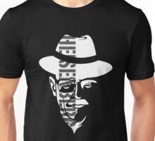 Heisenberg Breaking Bad (White on black) Unisex T-Shirt