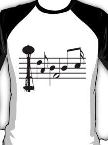 Musical Seattle T-Shirt