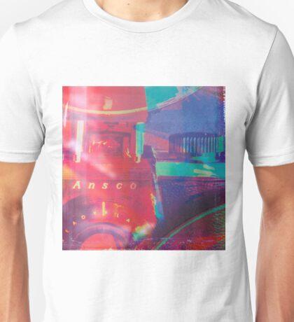 Vintage Camera Art Unisex T-Shirt