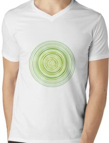 xbox circles  Mens V-Neck T-Shirt