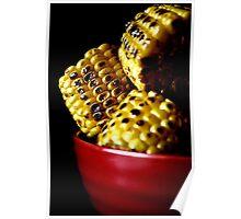 Blackened Corn Poster