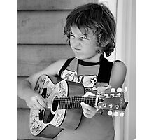 Little Elvis? Photographic Print