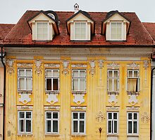 Historic Building in Kranj by jojobob
