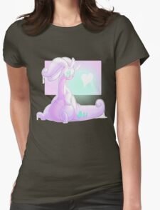Goo, Goo, Goodra Womens Fitted T-Shirt