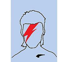 David Bowie - Aladdin Sane Photographic Print