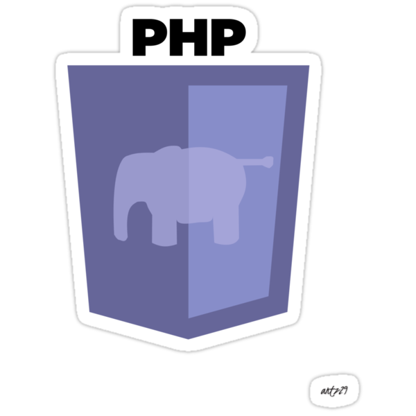 PHP (medium) by John Le Drew