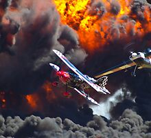 Pitts S2S & Edge 540 by raymies