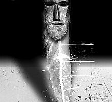 moon shaman by arteology
