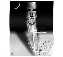 moon shaman Poster