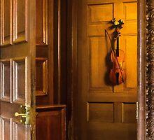 The Violin by jasminewang