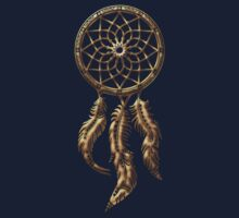 Dreamcatcher, Native Indians, protection One Piece - Long Sleeve
