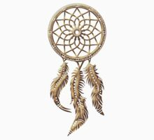 Dreamcatcher, Native Indians, protection Kids Tee