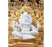 Gopuram-3(Detail) Photographic Print