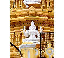 Gopuram-4(Detail) Photographic Print