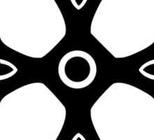 Thors Hammer, Runes, Triquetra, Mjolnir, Mjölnir, Amulet, Celtic Sticker