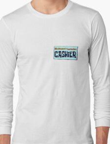Squidward - Cashier Long Sleeve T-Shirt