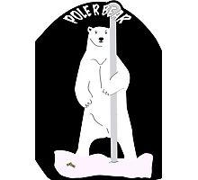 Pole R Bear Photographic Print