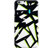 Buggin' Out in Love (Ice & Lime) iPhone Case/Skin